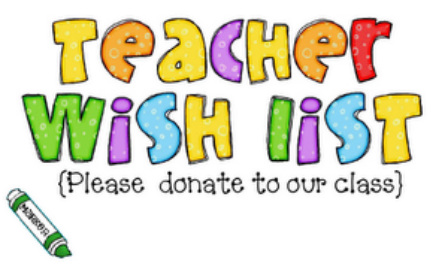Image result for Classroom donations